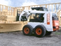 The 853 was popular in construction and industrial applications.