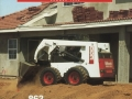The launch of the long-wheelbase 863 appeared in WorkSaver in July 1996.