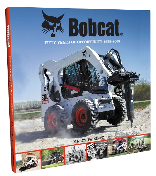 "Read more about the development of the first M400 skid-steer and the first Bobcat M440 in Chapter 1 of ""Bobcat: 50 Years of Opportunity"" available from many Bobcat dealers or the Amazon bookstore."