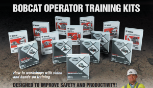 Training Kits Bobcat