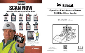 Safety QR and Manual