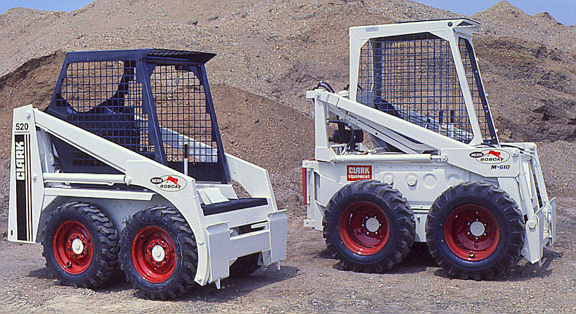 Wiring Diagram For Bobcat 610 Skid Steer | Wiring Library