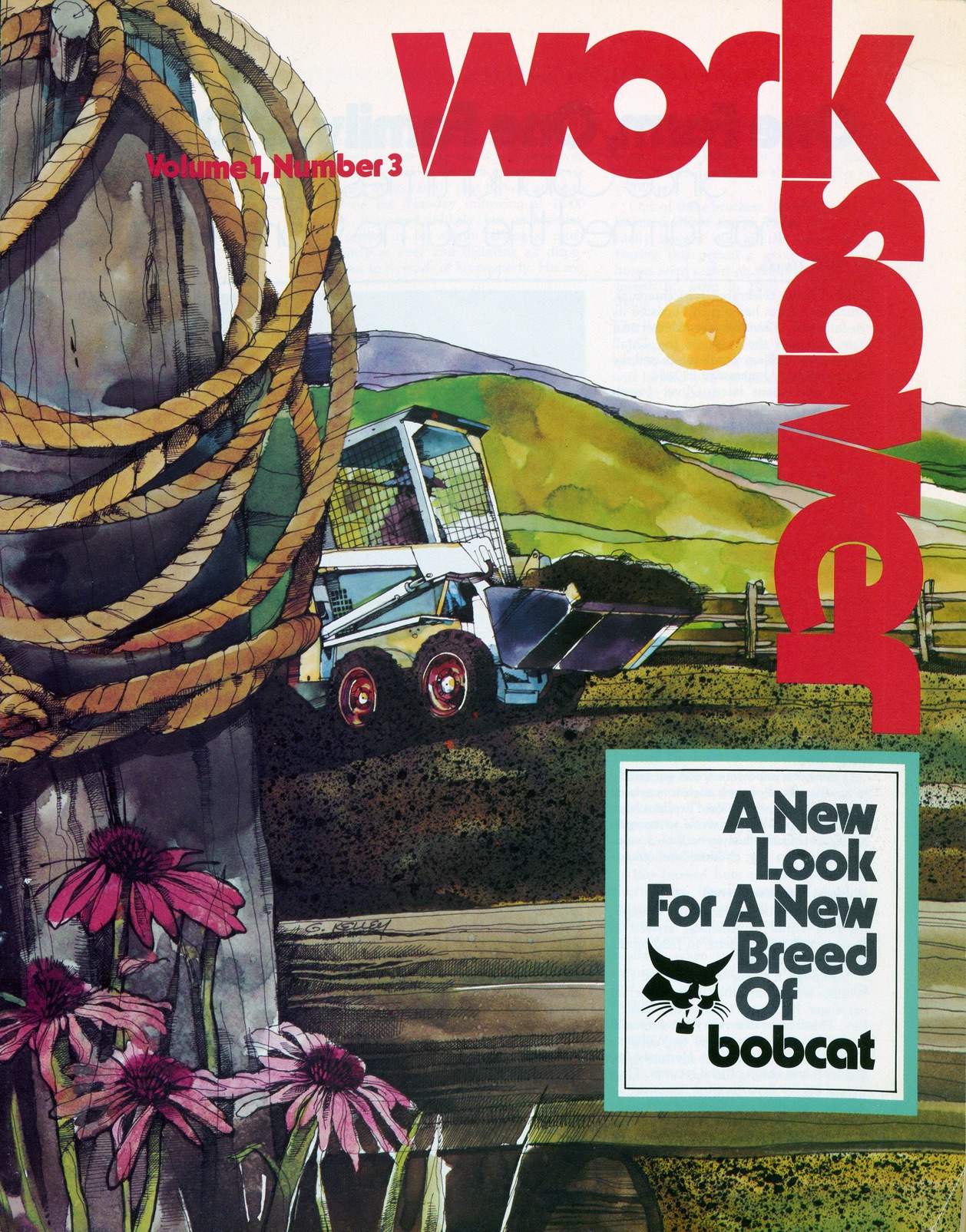 WorkSaver Cover, 1977