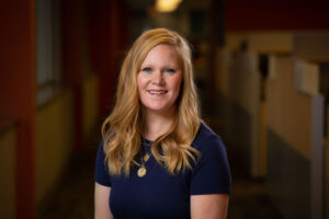 Headshot Of Bobcat Marketing Manager Britta Kopp