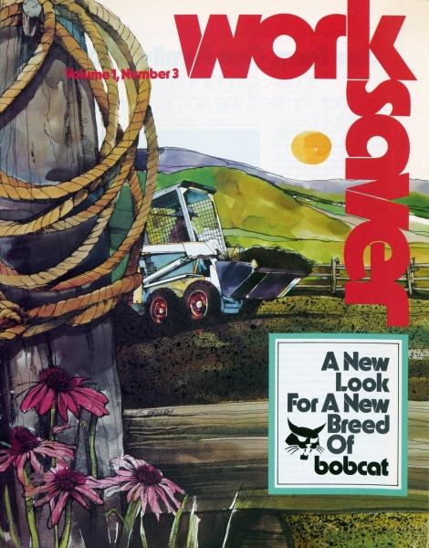 WorkSaver Cover, Volume 1 No 3 1977