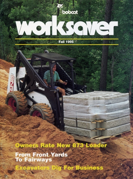The first customer reviews of the 873 appeared in WorkSaver in October 1995.