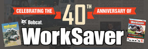 Celebrating the 40th anniversary of WorkSaver!