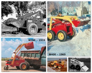 Early loader evolution