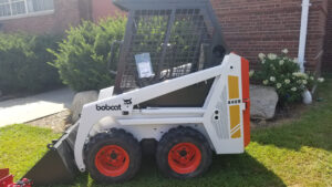 Bobcat 440B skid-steer loader